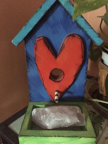 Lovefillsthehouse!